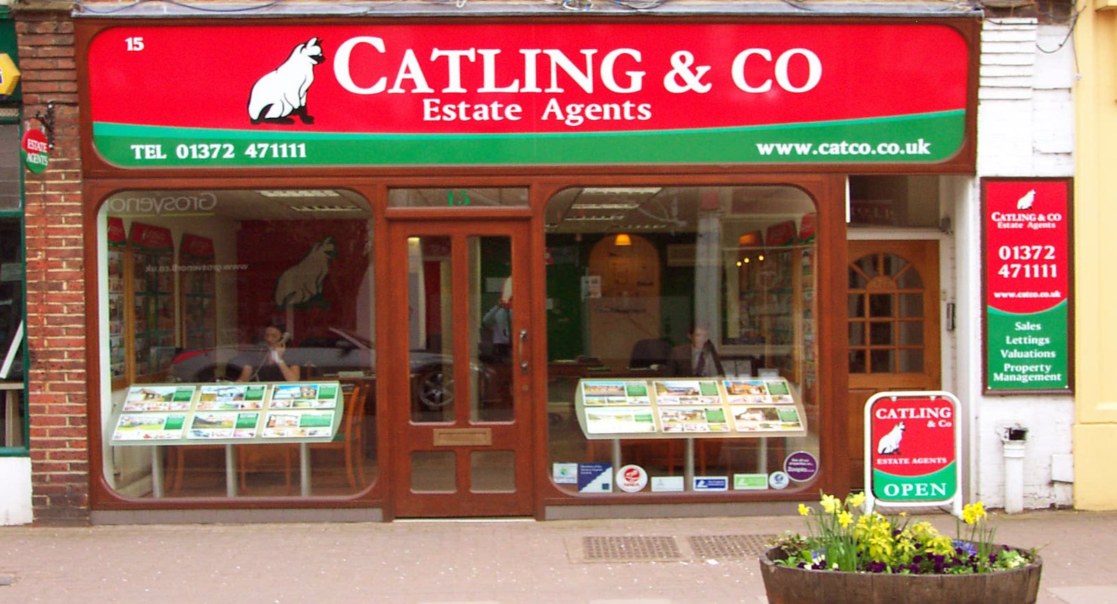 Claygate office