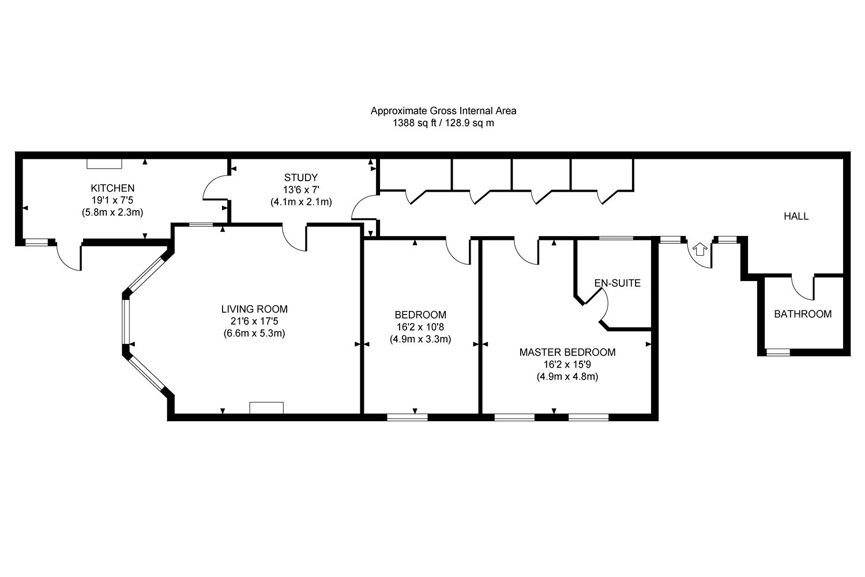 2 bedroom property for sale in royal court 8 kings for 11 brunel crt floor plan