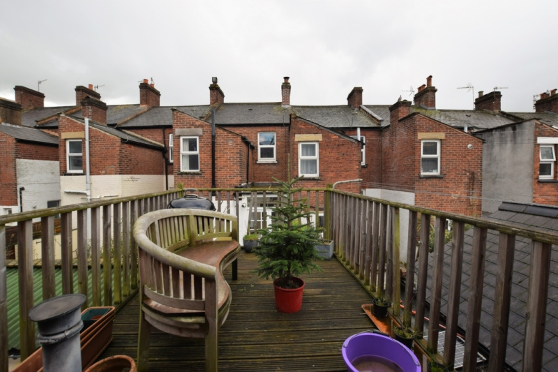 2 bedroom property for sale in rosewood terrace exeter for Terrace exeter