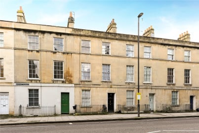 1 Bedroom Property For Sale In Albion Terrace Bath Somerset BA1 Guide Pr