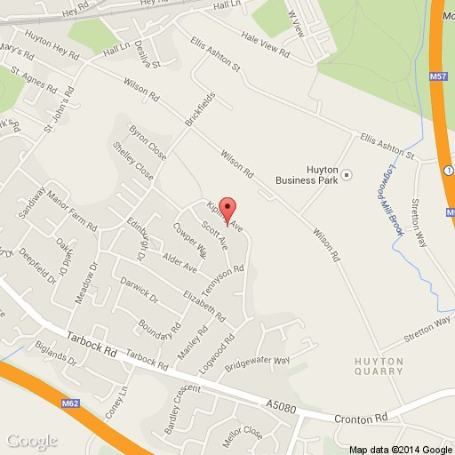3 bedroom terrace to rent in kipling avenue huyton for Terrace view map