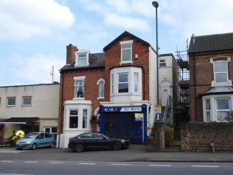 Mansfield Road, Sherwood, Nottingham