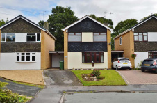 Borden Close, Wheaton Aston, Stafford