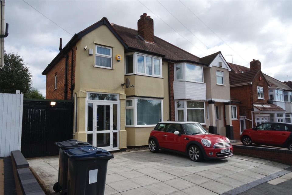 3 Bedrooms Detached House for sale in Coventry Road, Yardley, Birmingham