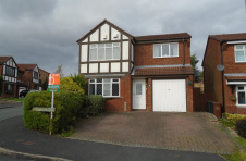Mountain Pine Close, Hednesford, Cannock