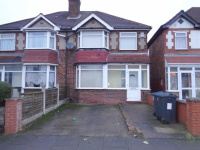 Stechford Road, Hodge Hill, Birmingham
