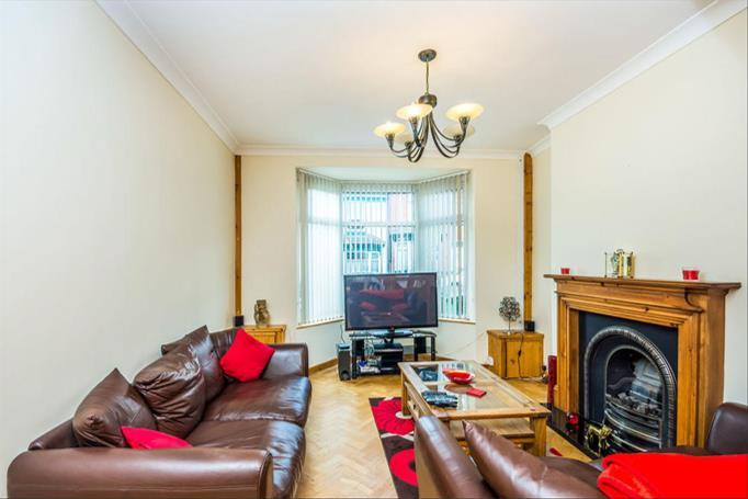 3 Bedrooms Terraced House for sale in Wharfedale Street, Wednesbury