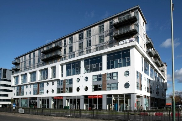 1 Bedroom Property for sale in Paramount Building, 48 Beckhampton Street, Swindon