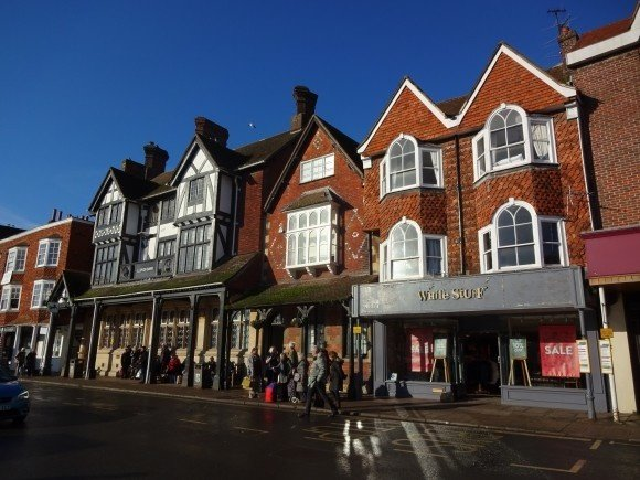 1 Bedroom Property for sale in High Street, Marlborough
