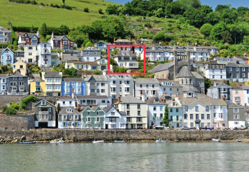 Admirable house with stunning views in Dartmouth