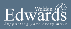 Welden & Edwards logo