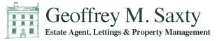 Geoffrey M. Saxty logo