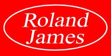 Roland James logo