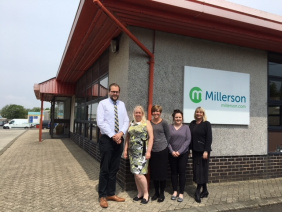 Millerson Property Management West Cornwall office photo