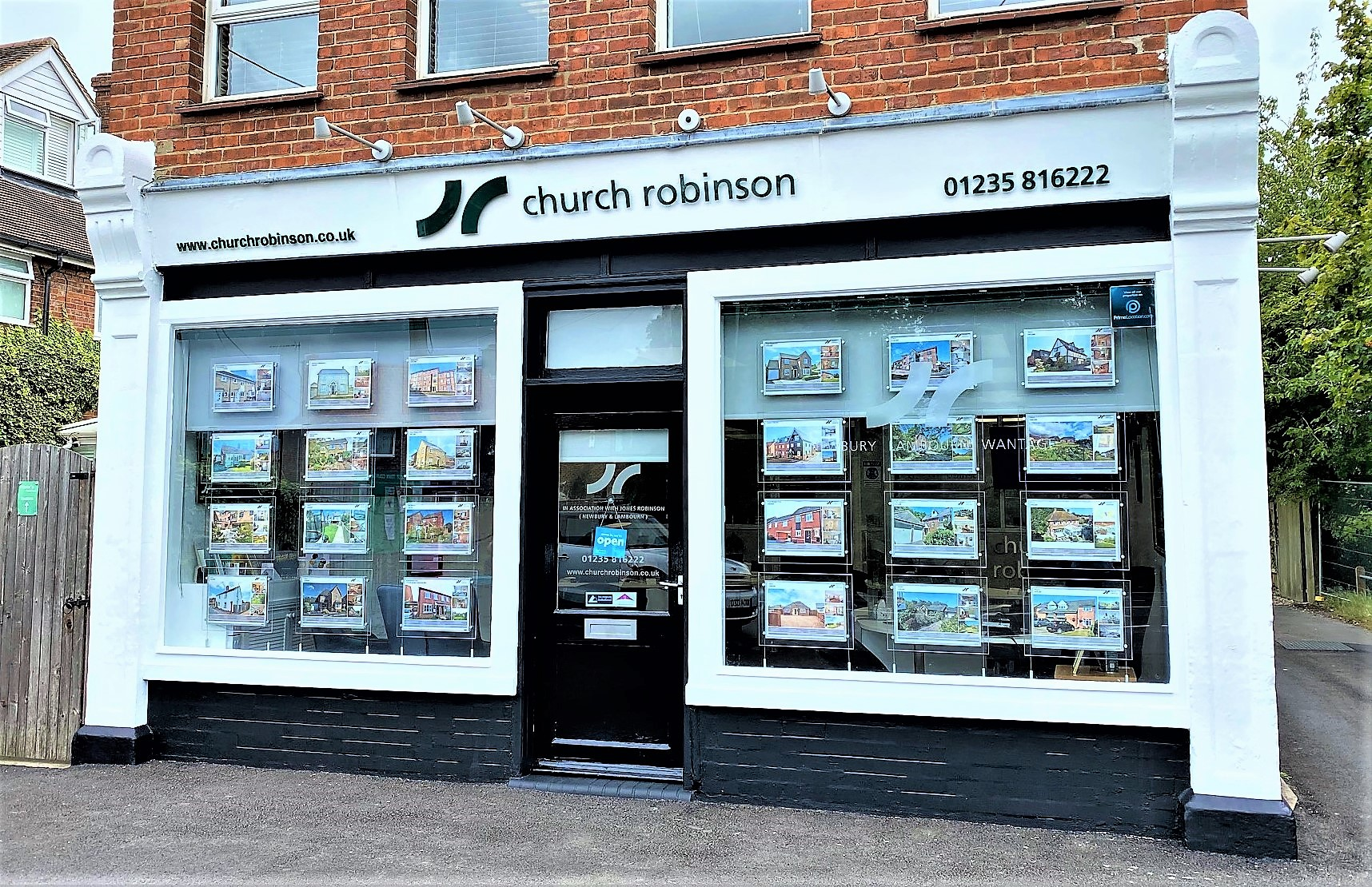 Church Robinson | Didcot | Branch image 2
