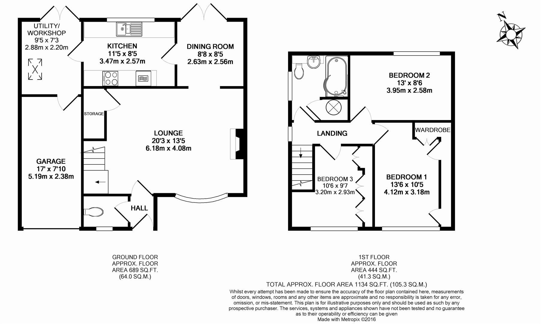 3 Bedroom Property For Sale In Thornbury Nr Bristol