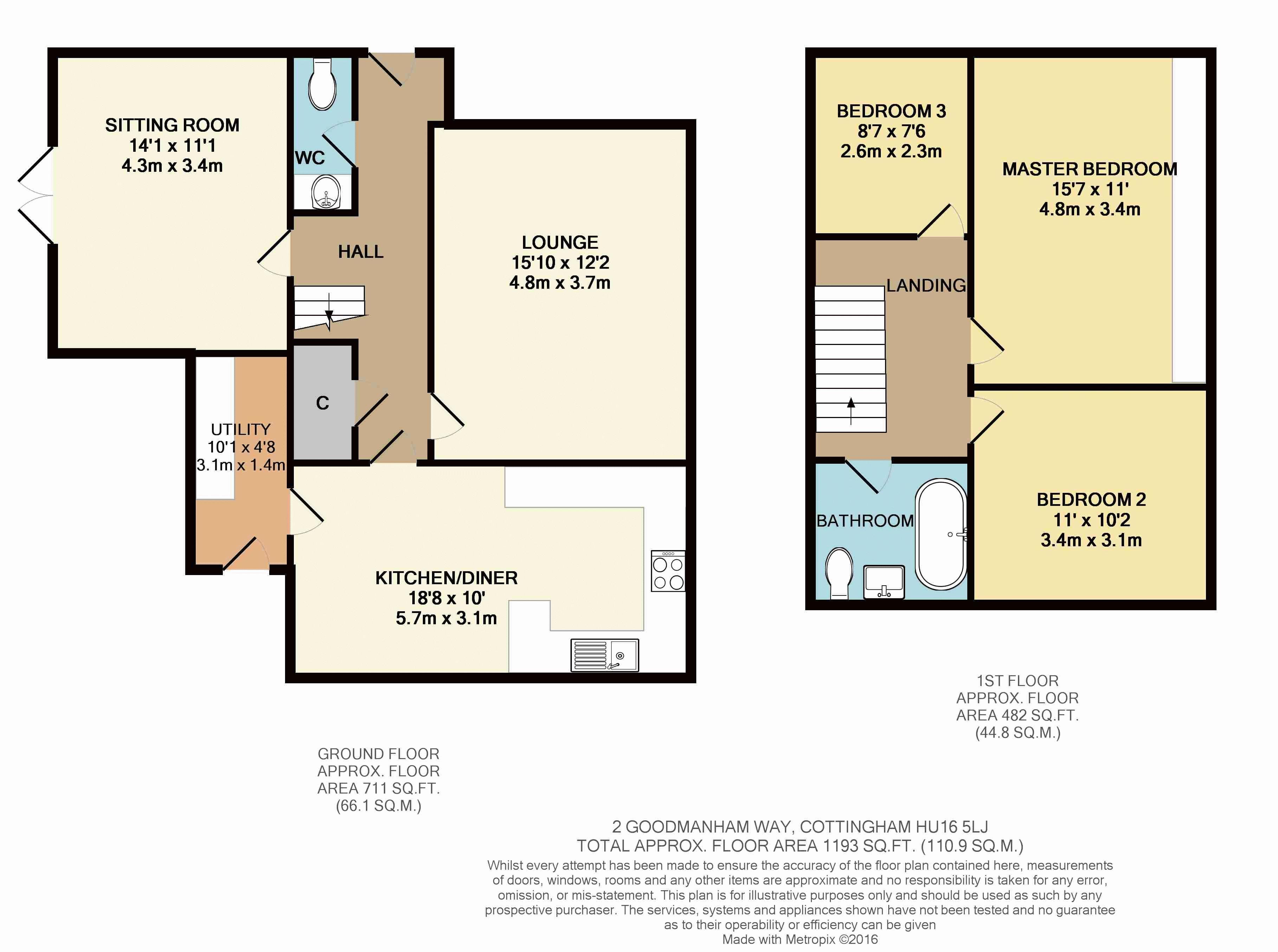 Bathroom Floor Plans For 10x10 : Bathroom floor plans selling my hampton