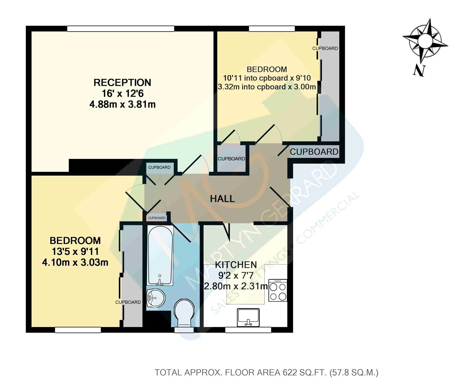 Martyn Gerrard Properties For Rent