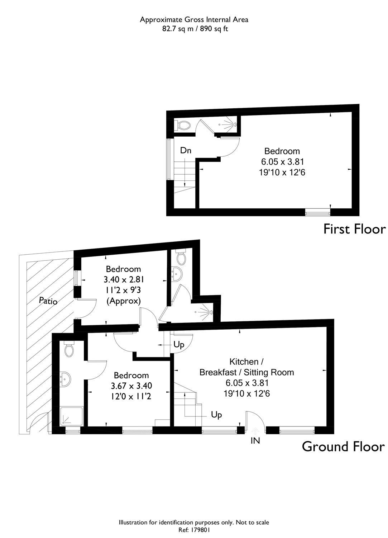 3 Bedroom Property For Sale In West Street Farnham