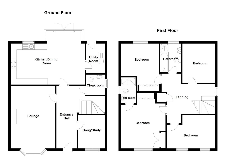 4 Bedroom Property For Sale In Tiber Road North Hykeham