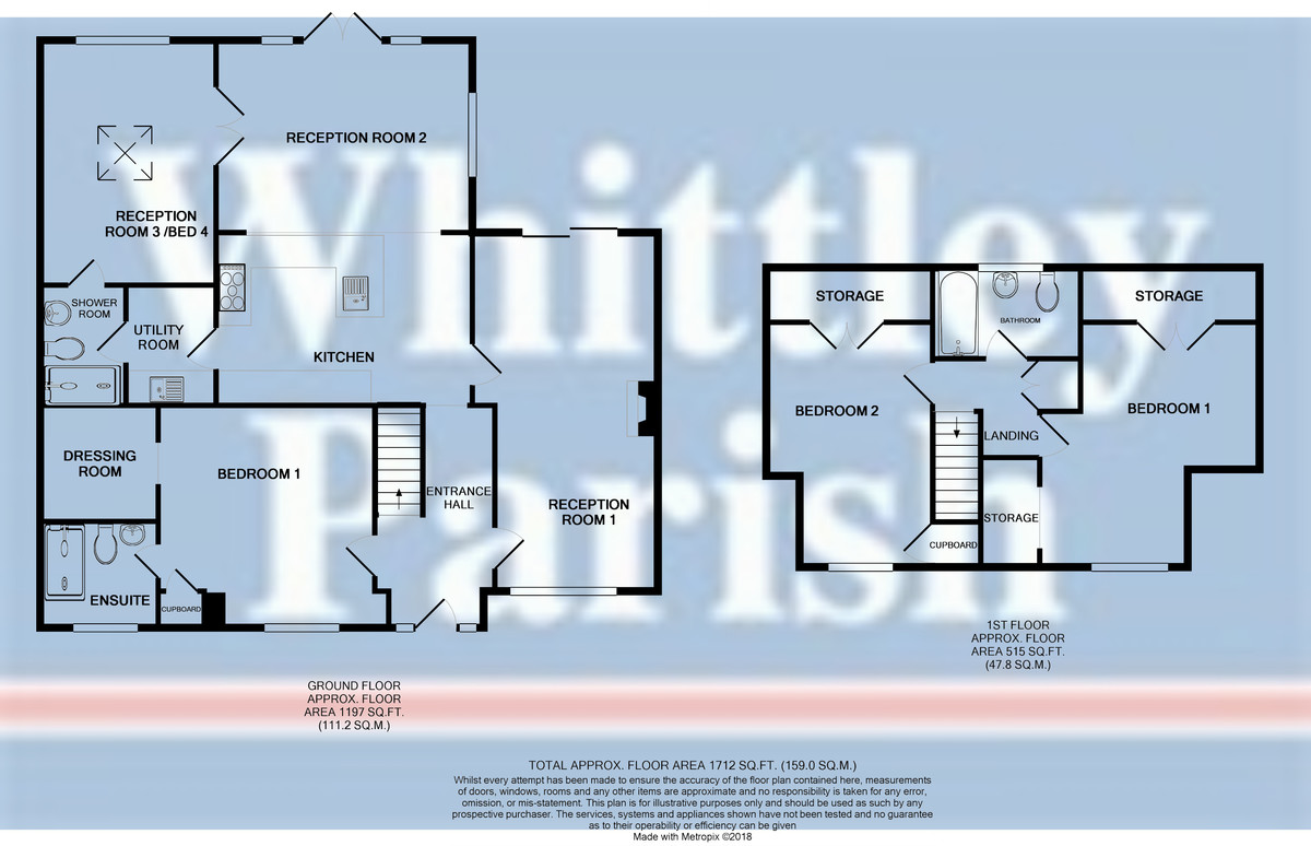 3 bedroom property for sale in Tottington Lane, Roydon - Guide price ...