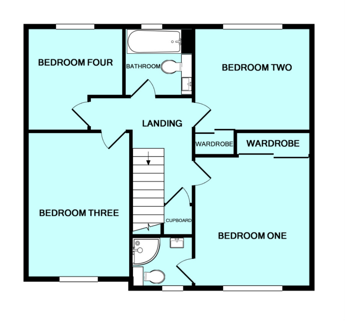 4 bedroom property for sale in Elburton, Plymouth - £379,950