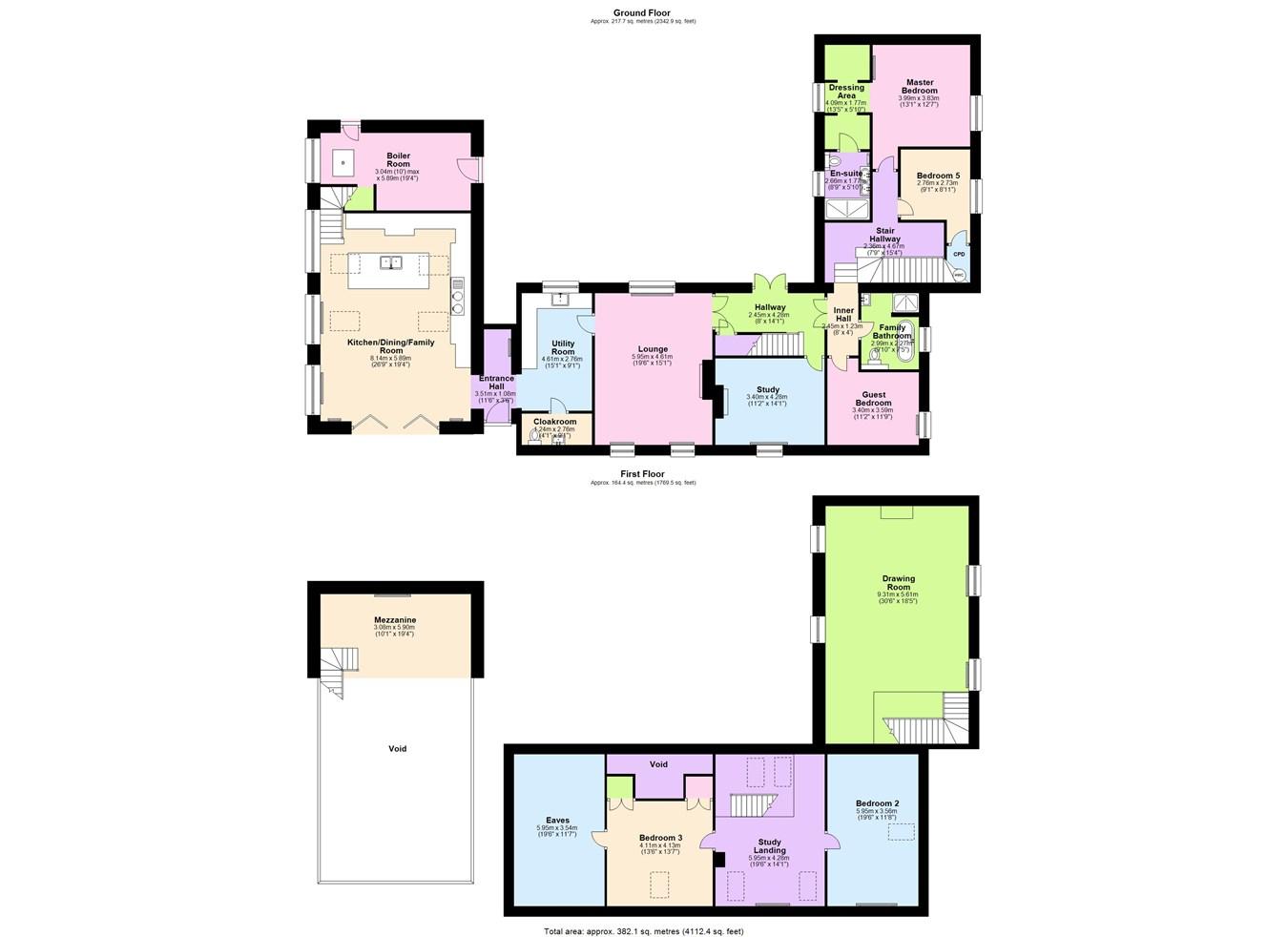 5 bedroom property for sale in Hefferston Grange Drive