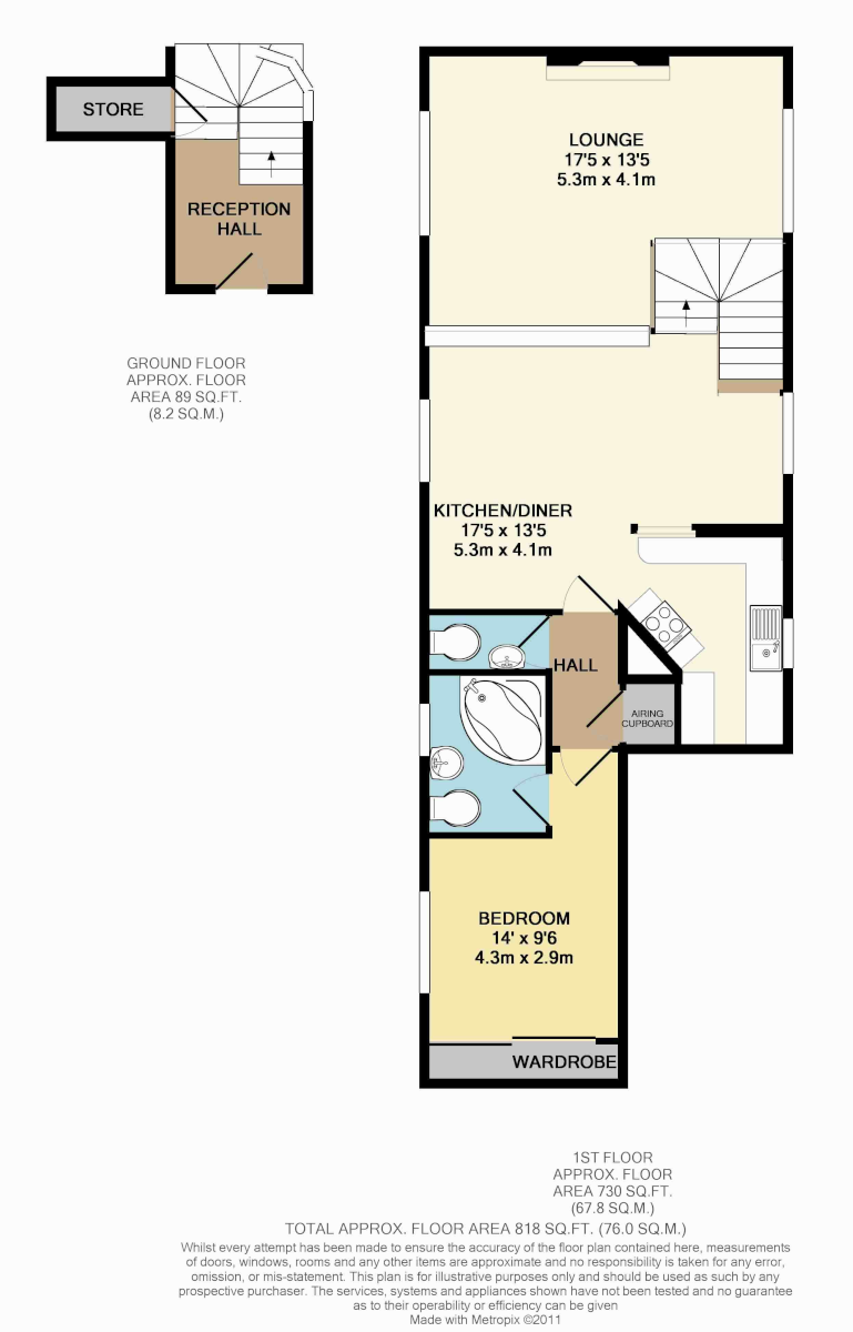 1 bedroom property to let in Borelli Mews, Farnham - £925 pcm