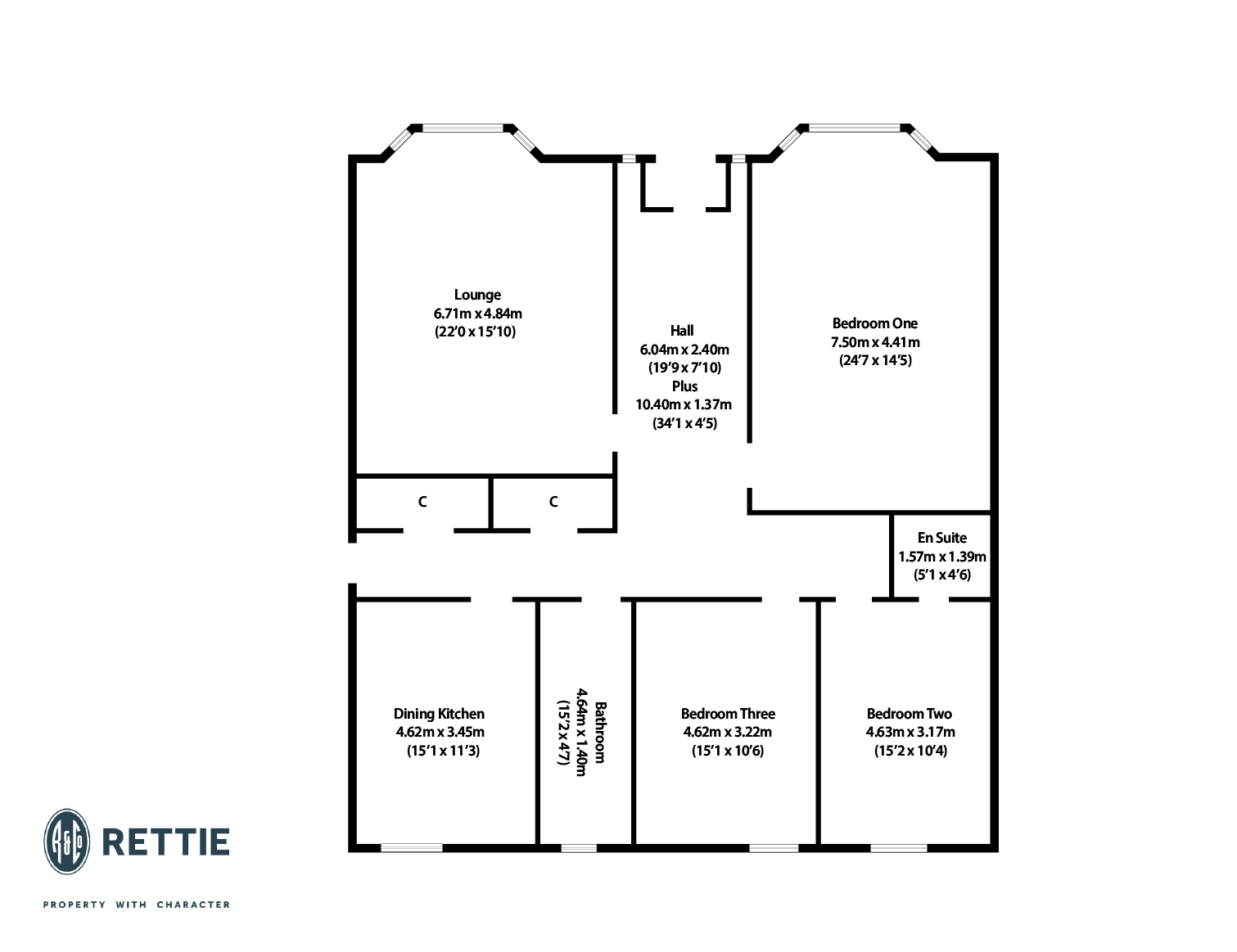 Floorplans for Hillhead Street, Hillhead, Glasgow, G12