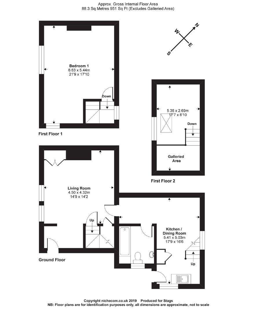 2 Bedroom Property For Sale In Fore Street