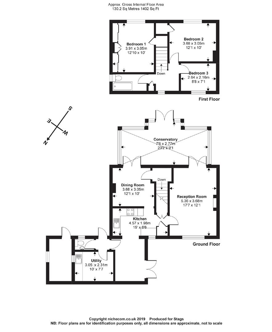 3 Bedroom Property For Sale In Sampford Peverell