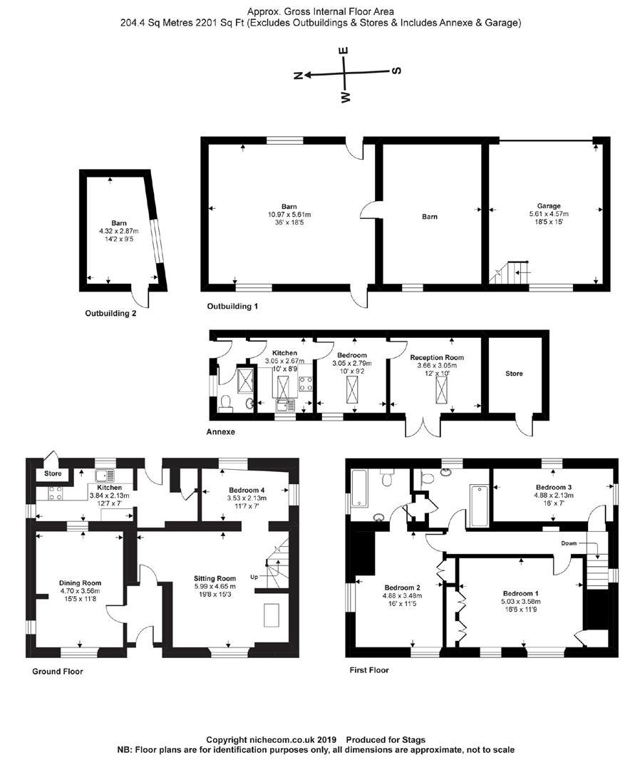 4 Bedroom Property For Sale In Kentisbeare
