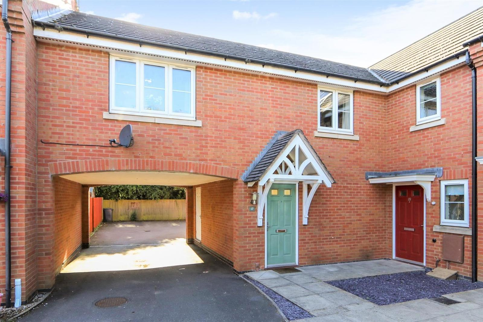 1 Bedroom Terraced House for sale in Edgehill Way, Ashby-De-La-Zouch, LE65...
