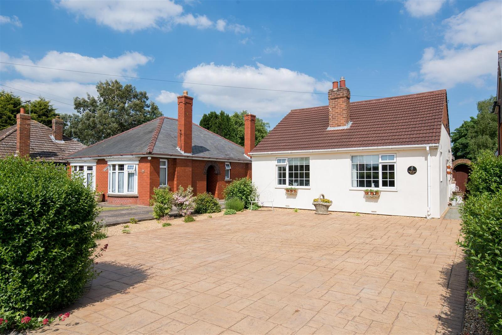2 Bedrooms Bungalow for sale in West End Road, Wyberton, Boston