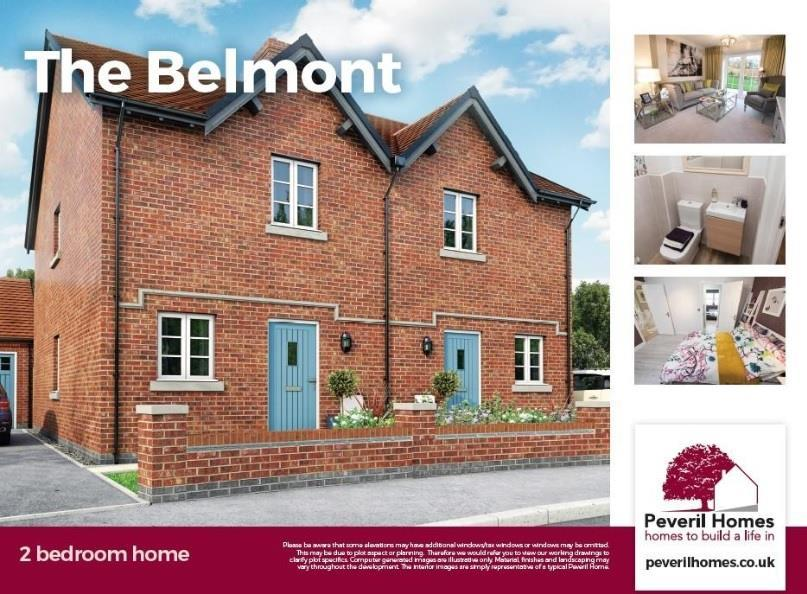 2 Bedrooms Detached House for sale in Measham Road, Moira, DE12 6AJ