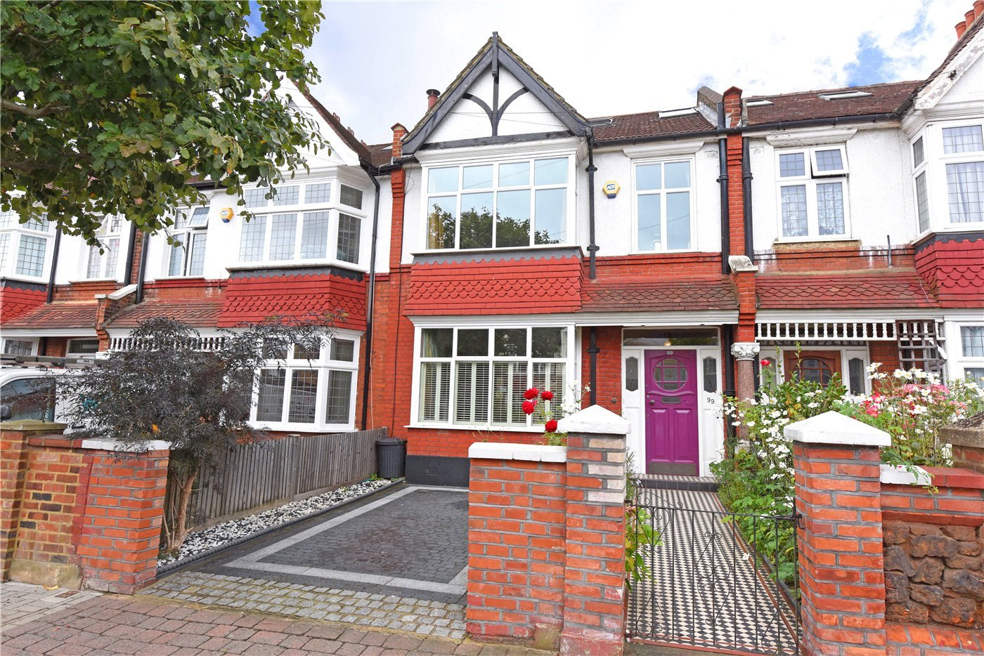 4 Bedroom Property For Sale In Wimbledon Park Road London SW18