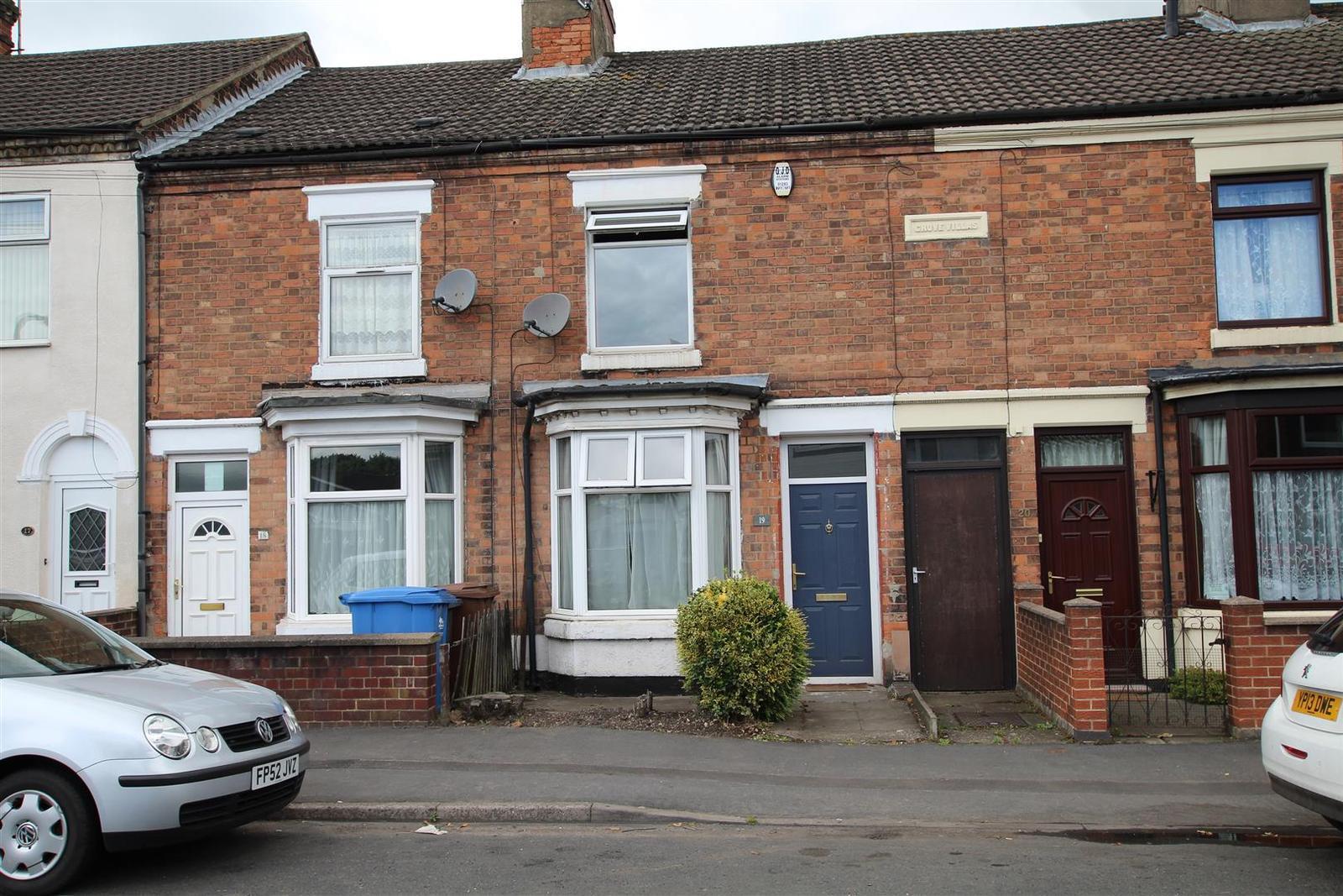 2 Bedrooms Terraced House for sale in Grange Street, Burton