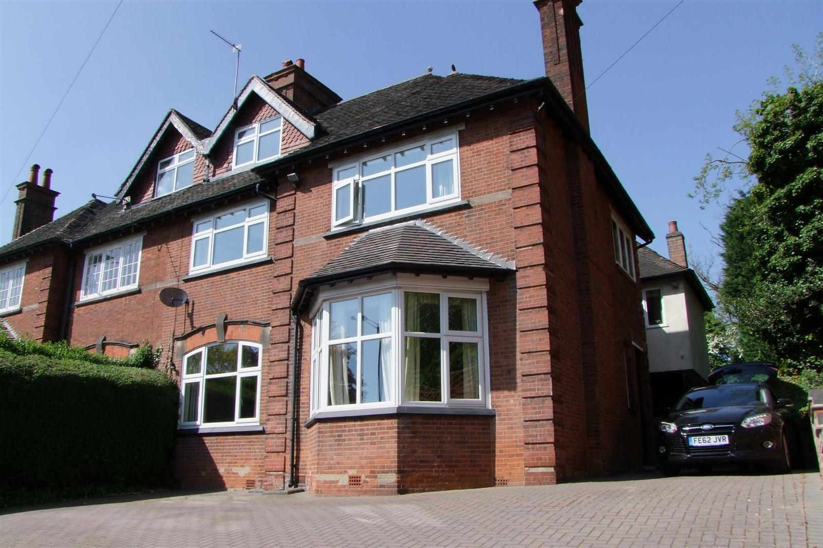 5 Bedrooms Property for sale in Ashby Road, Burton