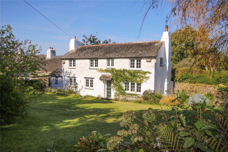 3 bedroom property for sale in britannia cottage kingston for Kingsbridge homes