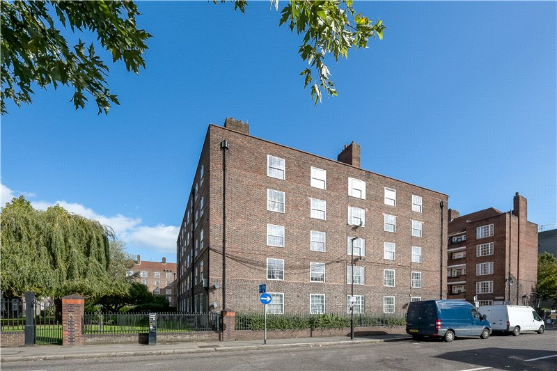 Flat/apartment for sale - Santley House, Frazier Street, Waterloo, SE1