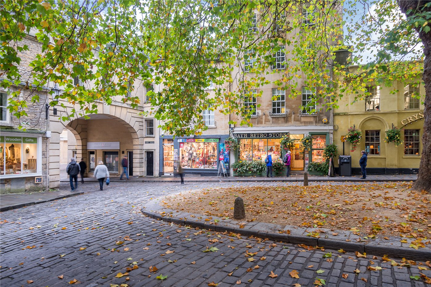 2 Bedroom Property For Sale In Abbey Green Bath Somerset
