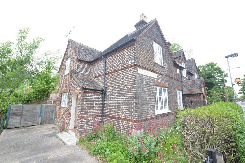 2 Bedroom End Of Terrace House To Rent In Sandpit Lane, St Albans, AL1 |  Northwood St Albans