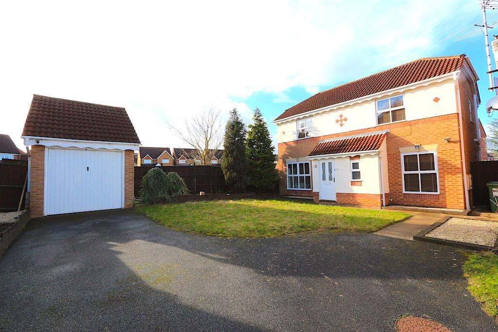 3 Bedrooms Property for sale in Haskell Close, Thorpe Astley