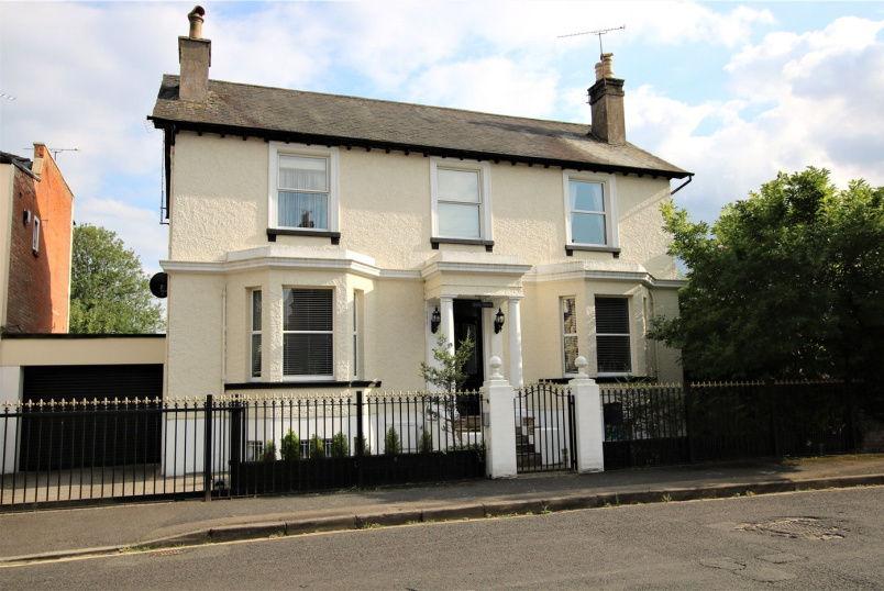 House for sale in Reading - Castle Crescent, Reading, Berkshire, RG1