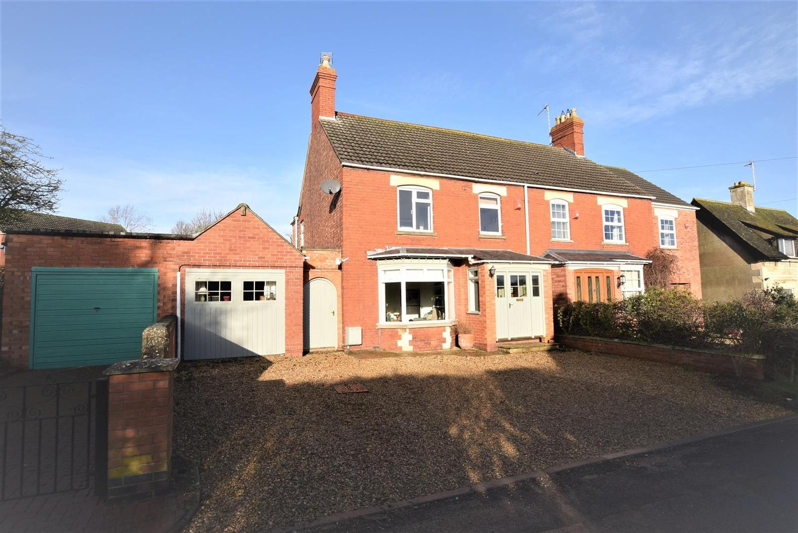 4 Bedrooms Detached House for sale in Cutting Lane, South Luffenham, Rutland