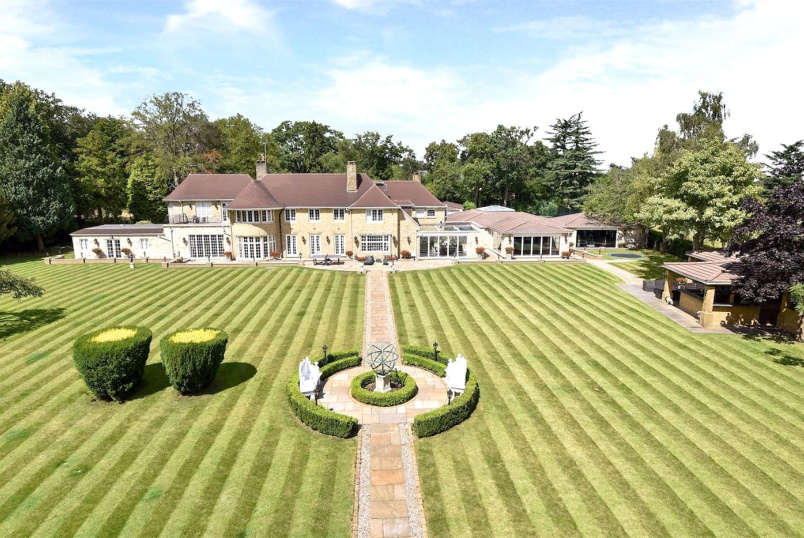 House for sale - Brockhurst Park, Rickmans Lane, Stoke Poges, SL2