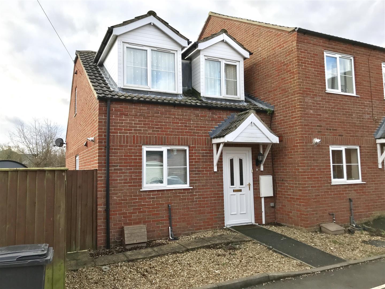 3 Bedrooms Detached House for sale in Blacksmiths Lane, Spilsby