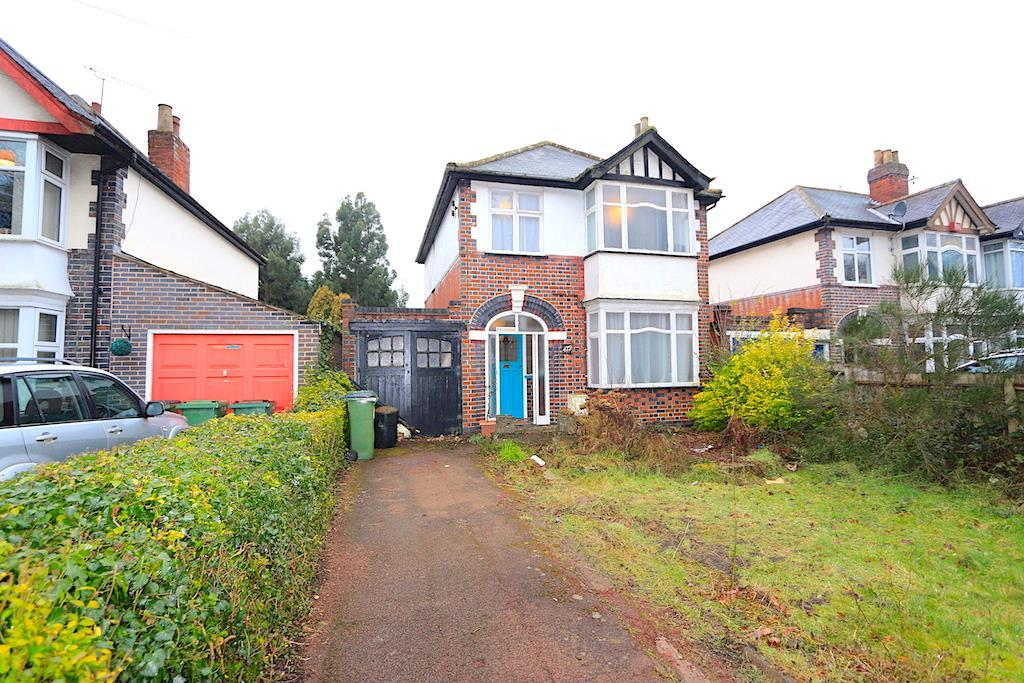 3 Bedrooms Property for sale in Braunstone Lane, Leicester