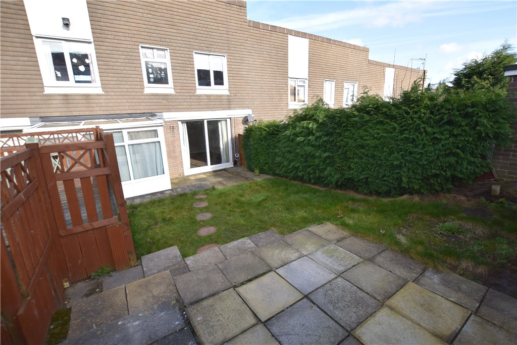 Garden in First Time Buyer House For Sale in Wortley