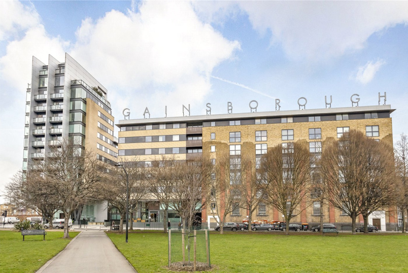 Flat/apartment for sale - Gainsborough Studios East, 1 Poole Street, London, N1